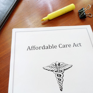 Affordable Care Act document in Butler and Pittsburgh PA